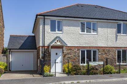 4 Bedrooms Semi Detached House for sale in Truro, Cornwall
