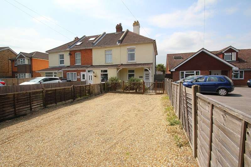 3 Bedrooms End Of Terrace House for sale in Fareham Road, Gosport