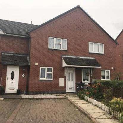 2 Bedrooms Terraced House for sale in Llys Dewi, Penyffordd, Holywell, Flintshire, CH8