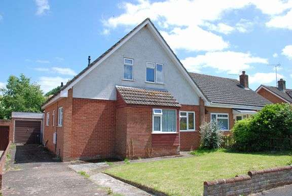 3 Bedrooms Chalet House for sale in Newton Poppleford