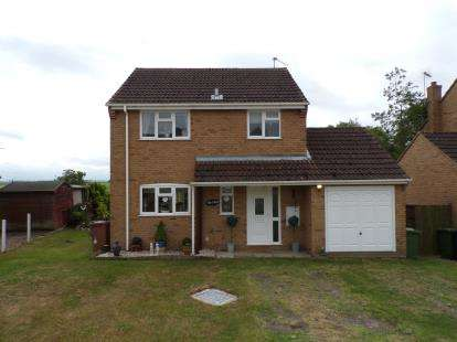 3 Bedrooms Detached House for sale in Southery, Downham Market, Norfolk