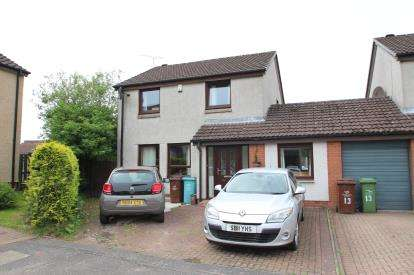 4 Bedrooms Link Detached House for sale in Gartcarron Hill, Balloch