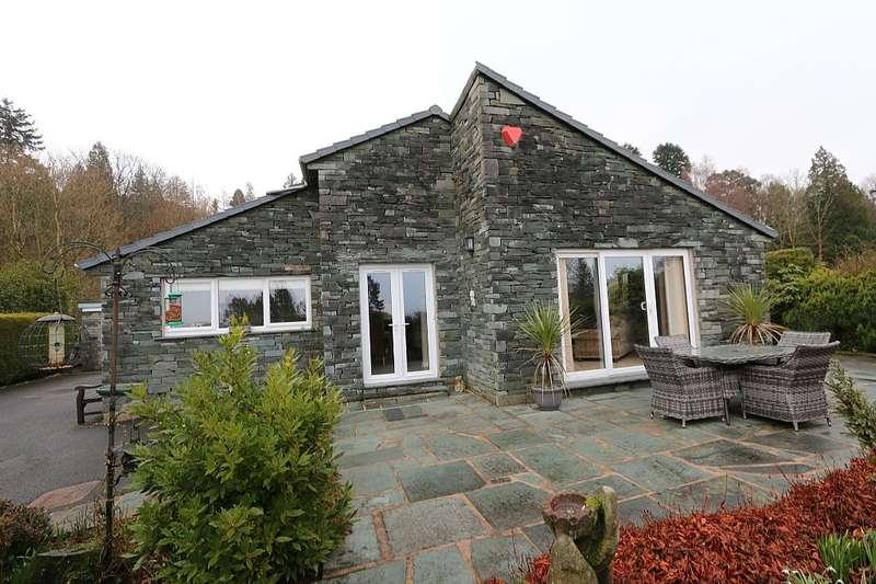 4 Bedrooms Detached Bungalow for sale in Keldwyth Park, Troutbeck Bridge, Windermere, Cumbria, LA23 1HG