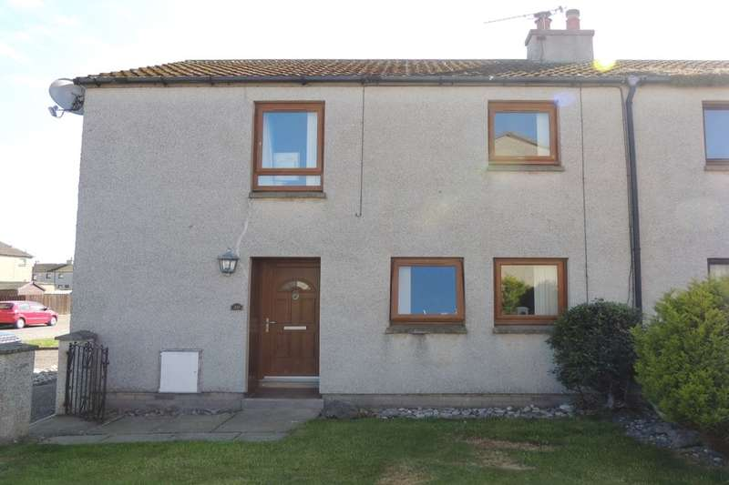 2 Bedrooms Property for sale in Bailey Place, Lossiemouth, IV31