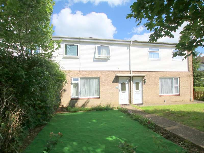 3 Bedrooms Terraced House for sale in Eaton Socon, ST NEOTS