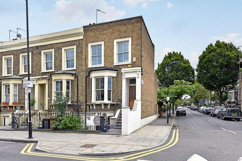 3 Bedrooms End Of Terrace House for sale in Valentine Road, London