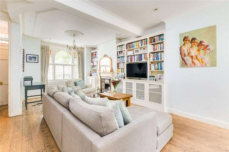 4 Bedrooms Terraced House for sale in Gastein Road, Fulham, London, W6