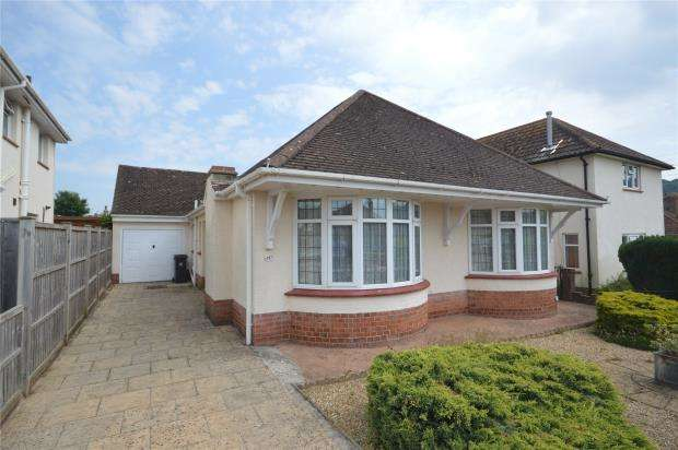 2 Bedrooms Detached Bungalow for sale in Coulsdon Road, Sidmouth, Devon