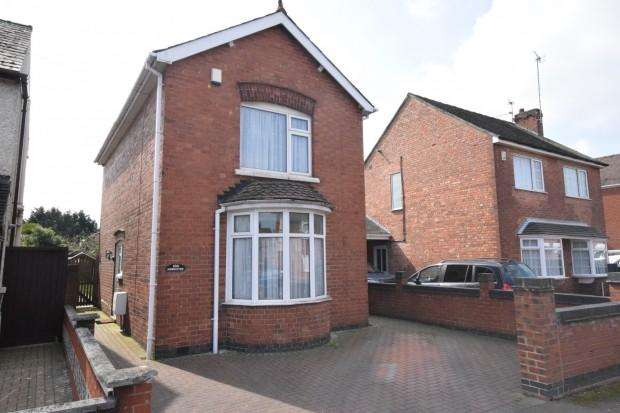 2 Bedrooms Detached House for sale in Baker Street, Alvaston, Derby, DE24