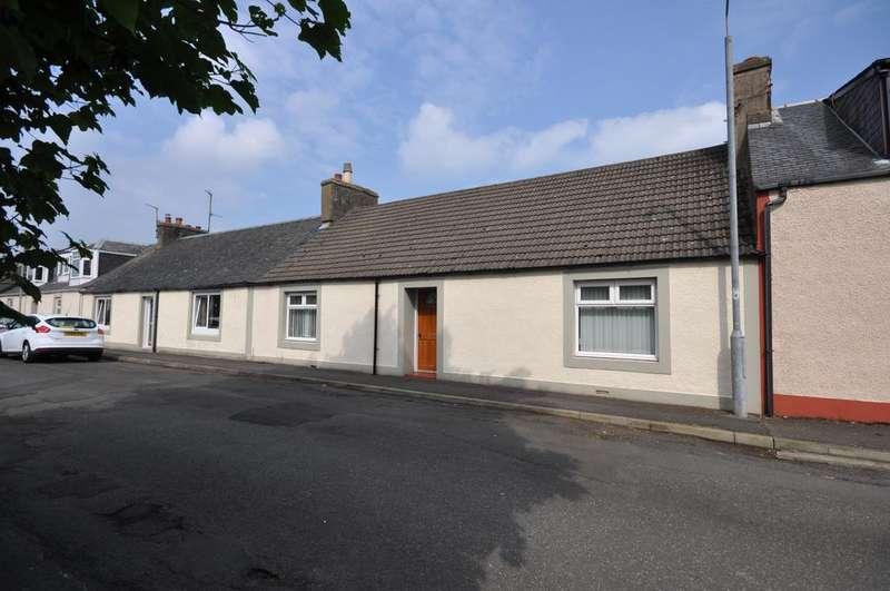 3 Bedrooms Terraced Bungalow for sale in Greenside, Girvan KA26