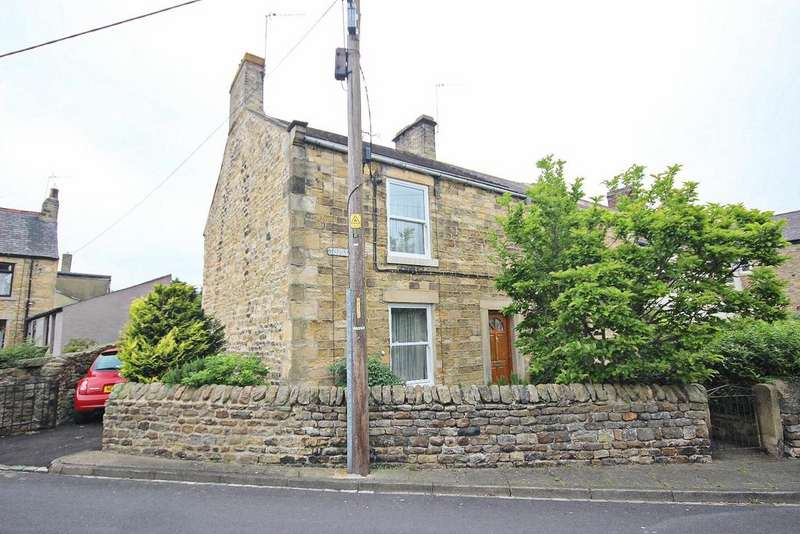 2 Bedrooms Cottage House for sale in Melbourne Place, Wolsingham, Bishop Auckland