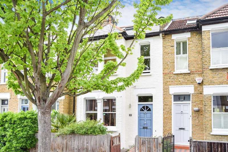 3 Bedrooms House for sale in Florence Road, London