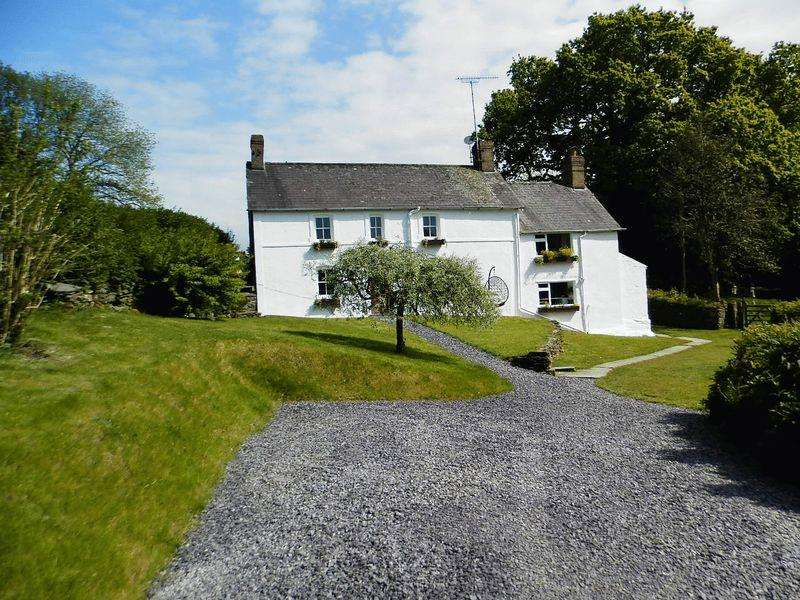 3 Bedrooms Detached House for sale in Lancych, Boncath