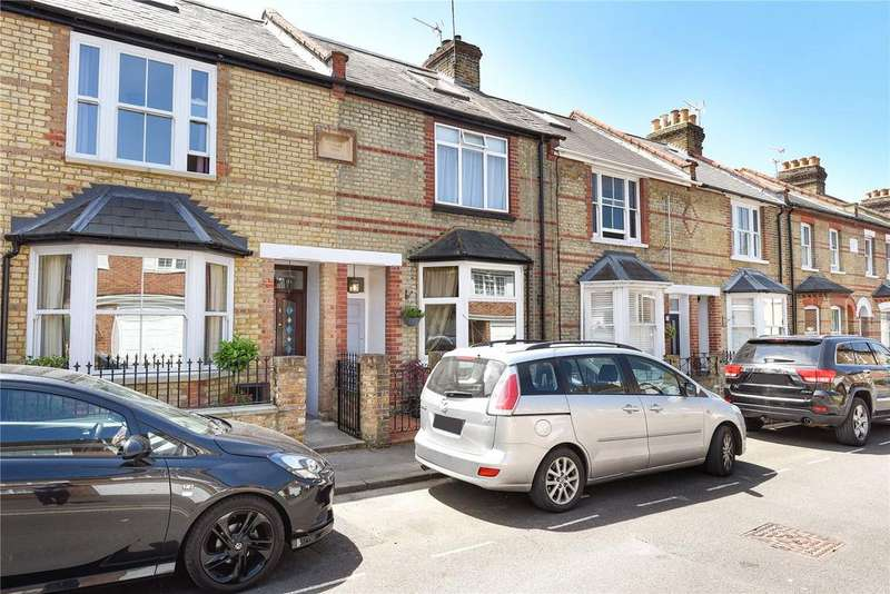 4 Bedrooms Terraced House for sale in St. Marks Place, Windsor, Berkshire, SL4