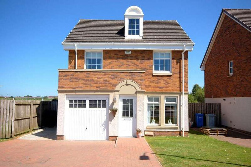 3 Bedrooms Detached House for sale in Salvadore Avenue, The Hamptons, Netherburn