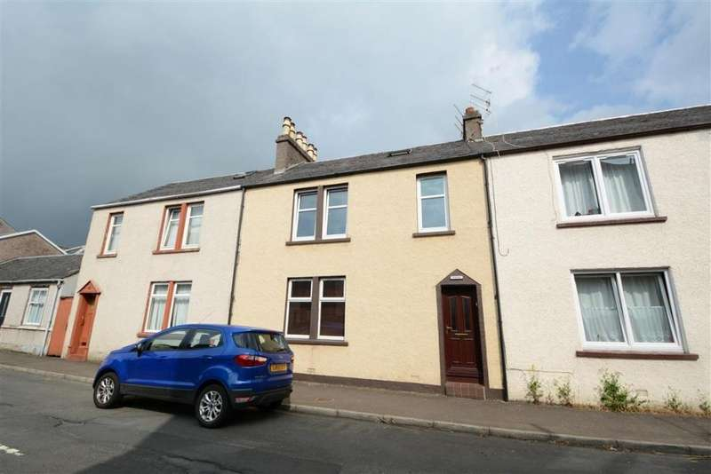 3 Bedrooms Terraced House for sale in 4 Wilson Street, Largs, KA30 9AQ