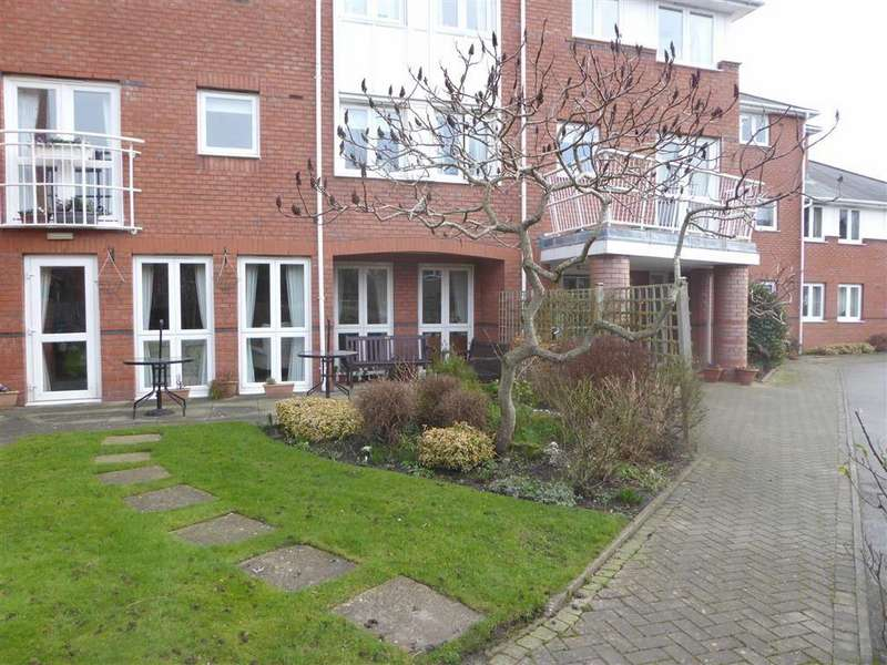 1 Bedroom Retirement Property for sale in Howard Court, Bedford Drive, Altrincham