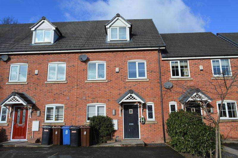 4 Bedrooms Mews House for sale in Chapel House Mews, Lowton, WA3 2DZ