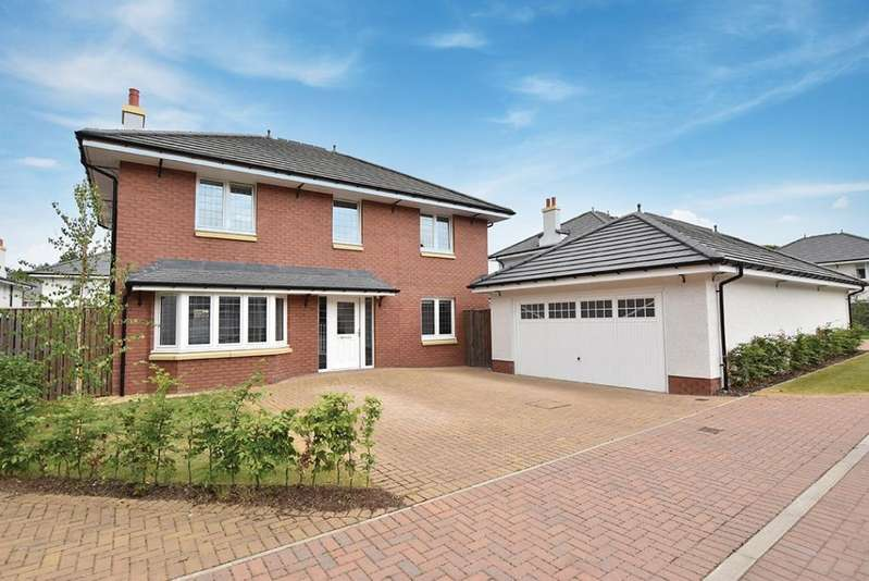 4 Bedrooms Detached Villa House for sale in 27 Braemore Wood, Troon, KA10 7FN