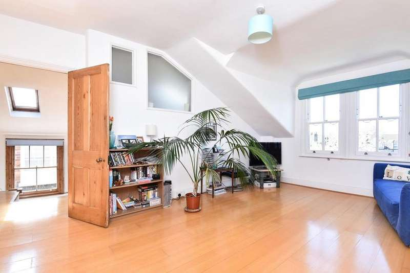 1 Bedroom Flat for sale in Bushnell Road, Balham