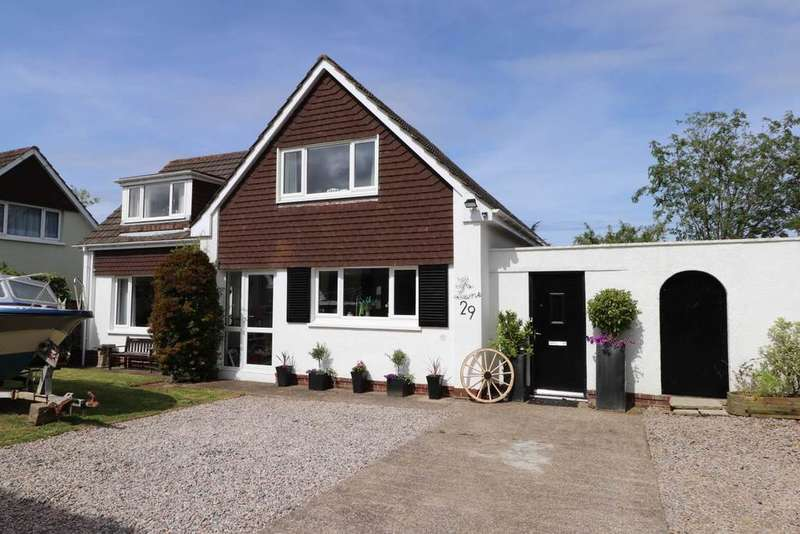 3 Bedrooms Chalet House for sale in Sticklepath, Barnstaple