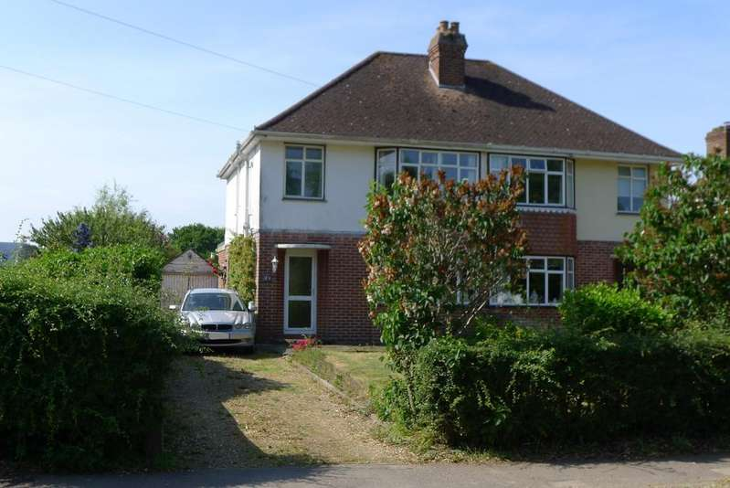 3 Bedrooms Semi Detached House for sale in COMMON LANE, TITCHFIELD