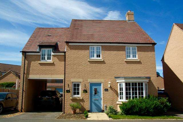 4 Bedrooms Detached House for sale in King's Cliffe, PE8