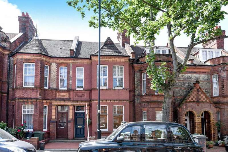 2 Bedrooms Flat for sale in Barcombe Avenue, Streatham Hill
