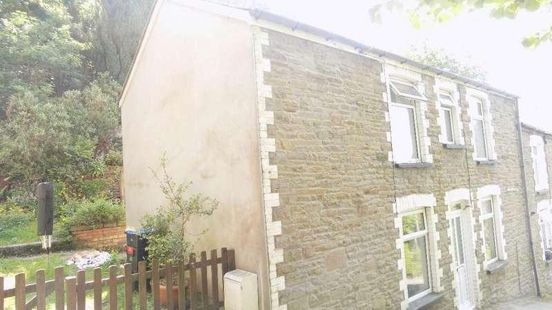 2 Bedrooms Terraced House for sale in Graig Road, Six Bells, Abertillery, NP13 2LR