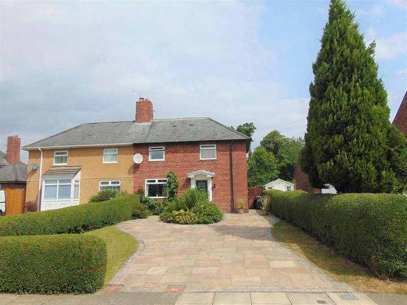 3 Bedrooms Semi Detached House for sale in Ferns Road, Bebington
