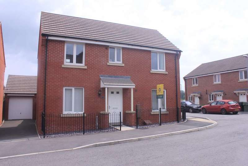 4 Bedrooms Detached House for sale in Selsdon Close, Wythall