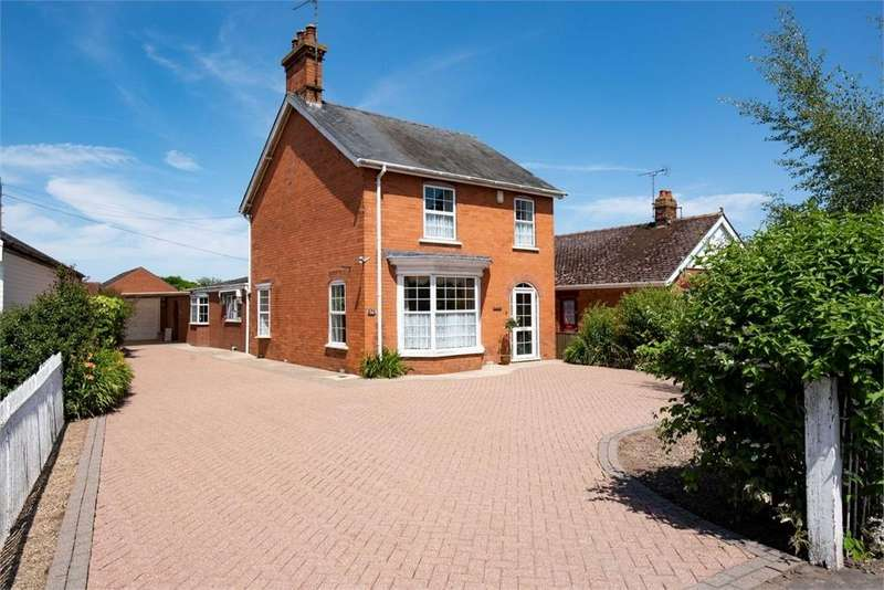 3 Bedrooms Detached House for sale in Eastwood Road, Boston, Lincolnshire