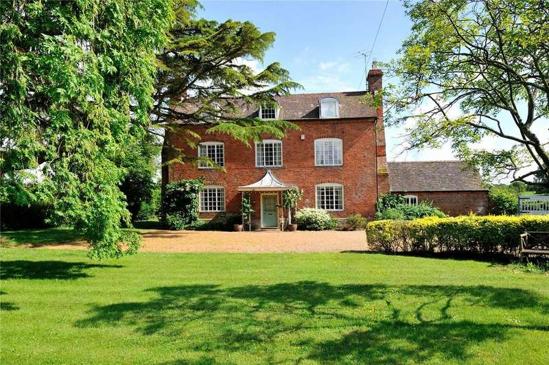 5 Bedrooms Detached House for sale in Worcester, Worcestershire