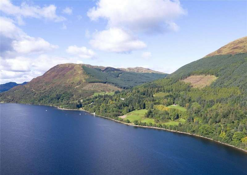 4 Bedrooms House for sale in Glenstriven Estate, Toward, Dunoon, Argyll