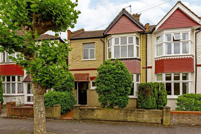 3 Bedrooms Semi Detached House for sale in Southdown Road, Wimbledon