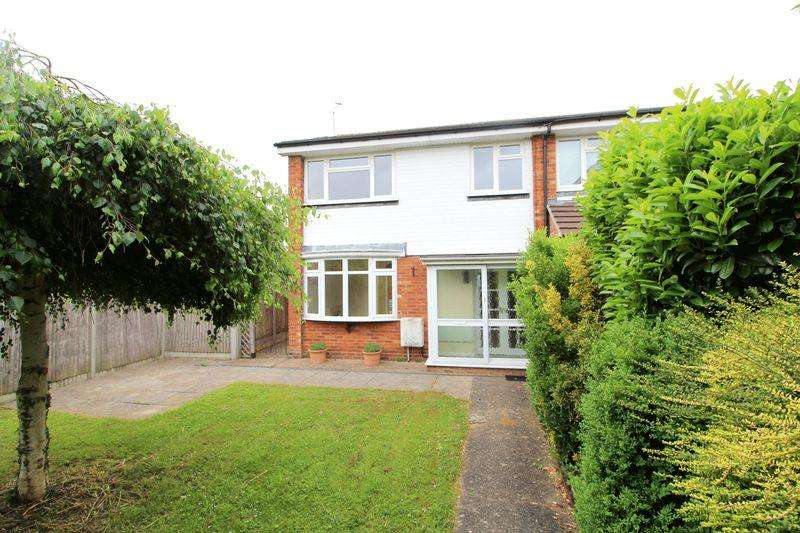 3 Bedrooms End Of Terrace House for sale in Chaucer Drive, Aylesbury