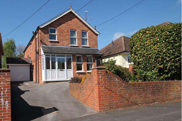 4 Bedrooms Detached House for sale in Marrowbrook Lane, Farnborough