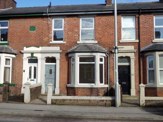 3 Bedrooms Terraced House for sale in Garstang Road North Wesham Preston