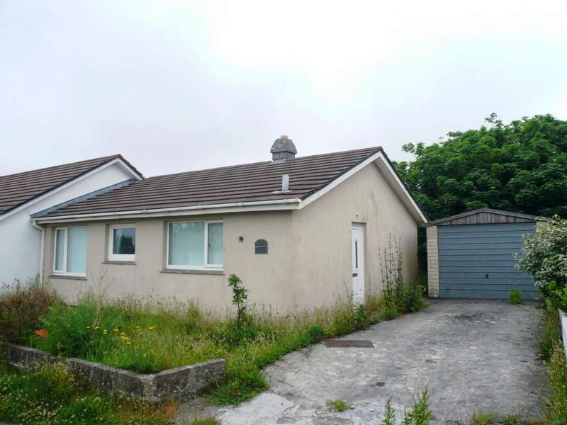 2 Bedrooms Bungalow for sale in The Incline, Portreath, TR16