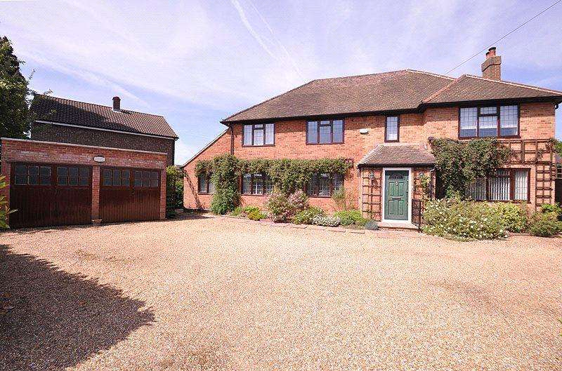 7 Bedrooms Detached House for sale in Cuckmans Drive, Chiswell Green, St Albans, Hertfordshire
