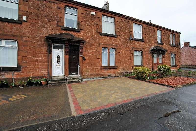 1 Bedroom Flat for sale in East Donnington Street, Darvel , East Ayrshire, KA17 0JS