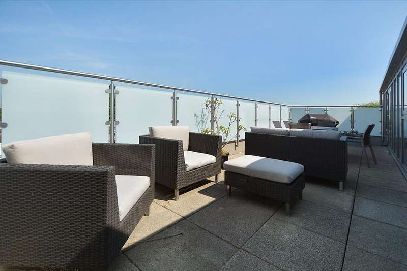4 Bedrooms Apartment Flat for sale in Vanston Place, London, SW6