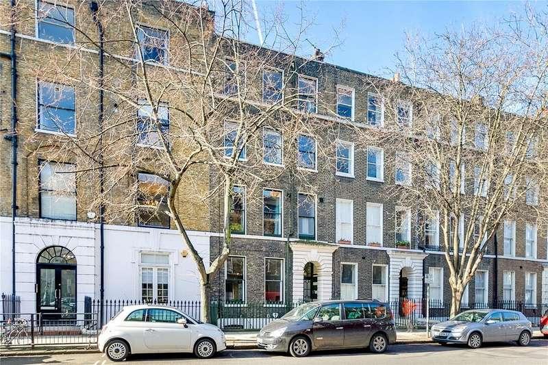 1 Bedroom Flat for sale in Doughty Street, Bloomsbury, London