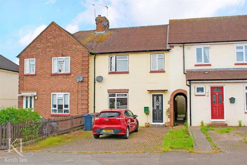 3 Bedrooms Terraced House for sale in Cundalls Road, Ware