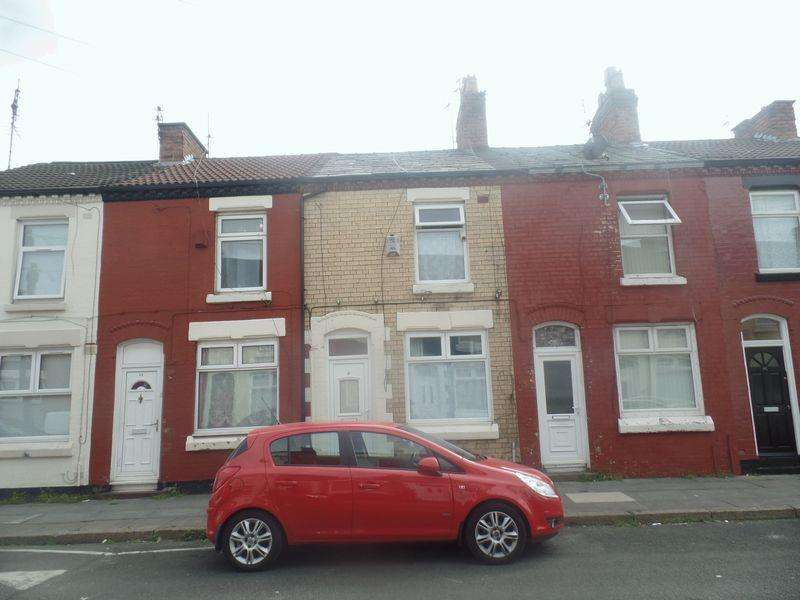 2 Bedrooms Terraced House for sale in 50 Grantham Street, Liverpool
