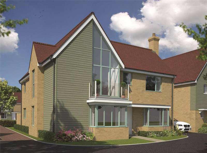 4 Bedrooms Detached House for sale in Eagle Rise, Channels Drive, Chelmsford, Essex, CM3