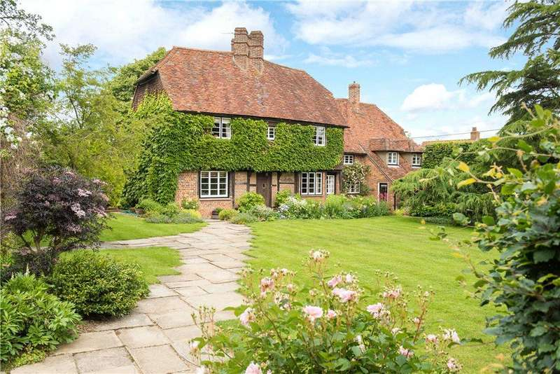 4 Bedrooms Unique Property for sale in Pleck Lane, Kingston Blount, Chinnor, Oxfordshire