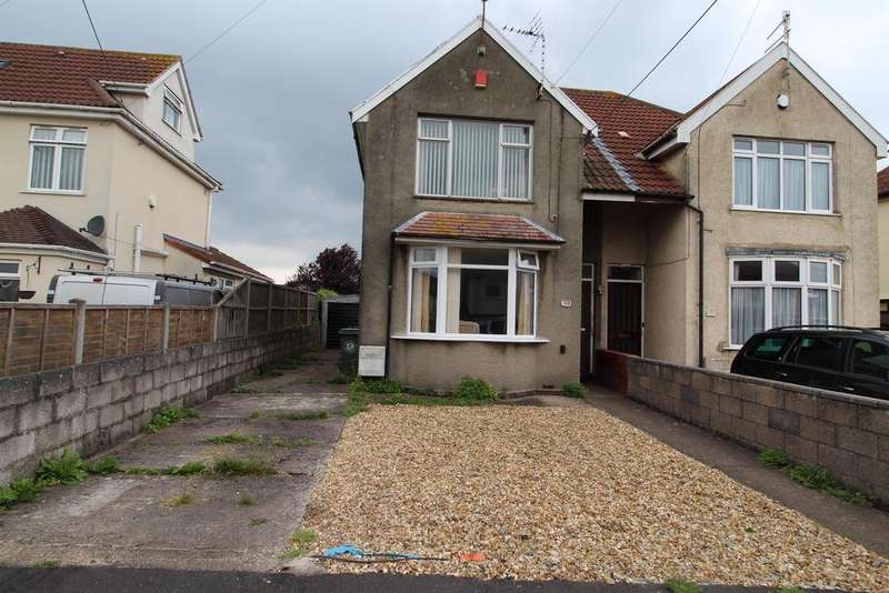 2 Bedrooms Semi Detached House for sale in Ridgeway Lane, Whitchurch, Bristol, BS14 9PN