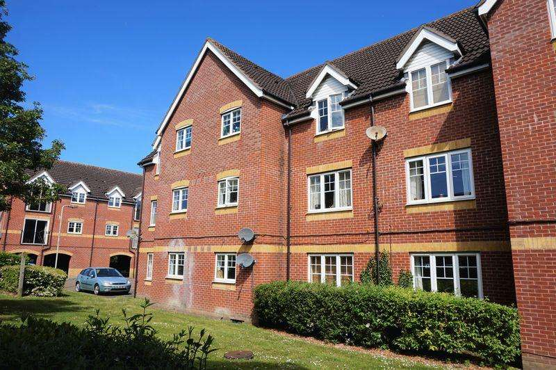 2 Bedrooms Apartment Flat for sale in Harbury Court, Newbury