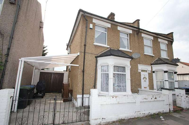 3 Bedrooms Semi Detached House for sale in Eastbournia Avenue, Edmonton, N9
